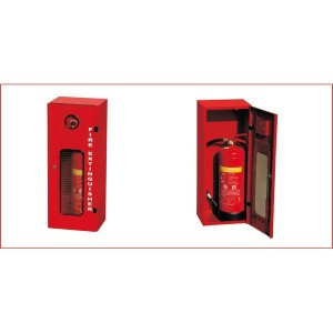 Fire Extinguisher Cabinet  SN4-ECA-S-001