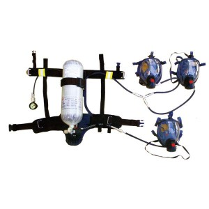 Breathing Apparatus SN4-BA-004