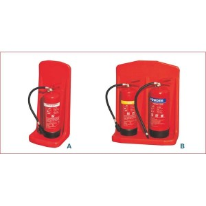 Extinguisher Stand SN4-EST-001-A-B