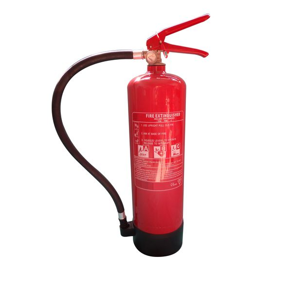 2017 High quality Red Fire Hose -  Powder Extinguisher 4kg – Sino-Mech Hardware Featured Image