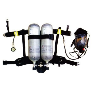 Breathing Apparatus SN4-BA-003