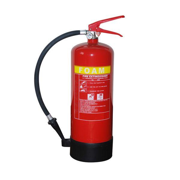 Auga e escuma de extintor de escuma 6L Featured Image