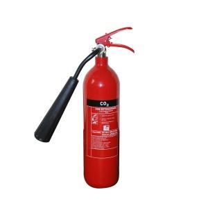 2 kg extintor de CO2