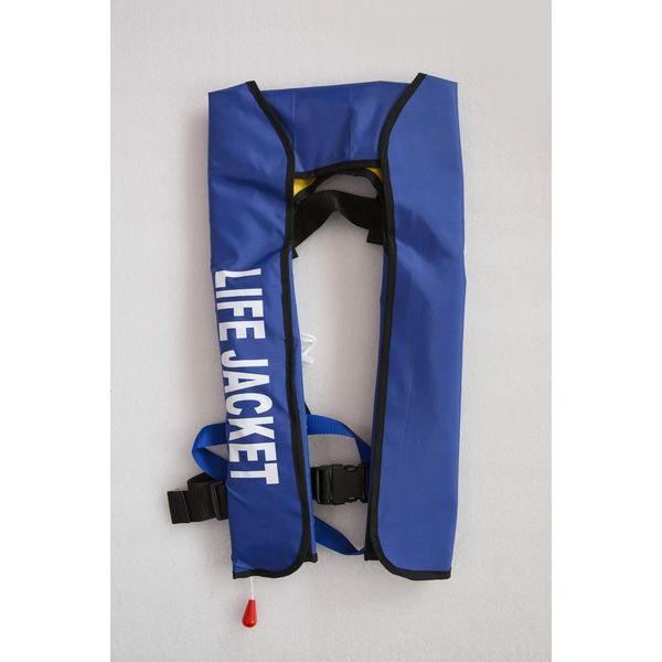 Life Jacket Inflatable Life Jacket SN4-LJ-012 Featured Image