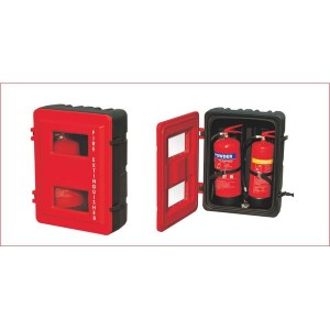 Fire Extinguisher Cabinet  SN4-ECA-P-002