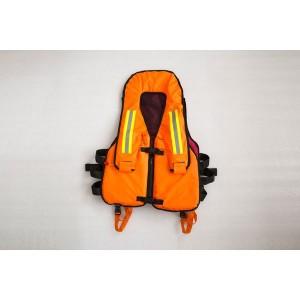 Life Jacket Inflatable Life Jacket SN4-LJ-013_Fireman