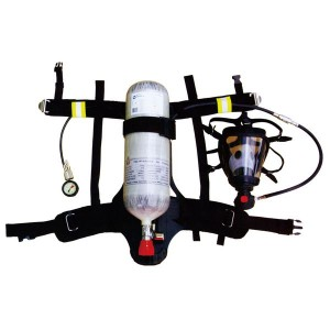 Breathing Apparatus SN4-BA-001
