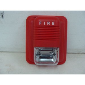 Fire Alarm Siren-1