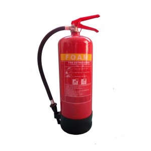 Water & Foam extinguisher Foam 9L