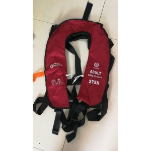 Life Jacket Inflatable Life Jacket SN4-LJ-009_275N_EC