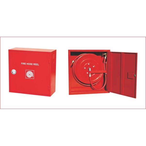 Hose Cabinet Steel Cabinet SN4-HCA-S-001 Featured Image